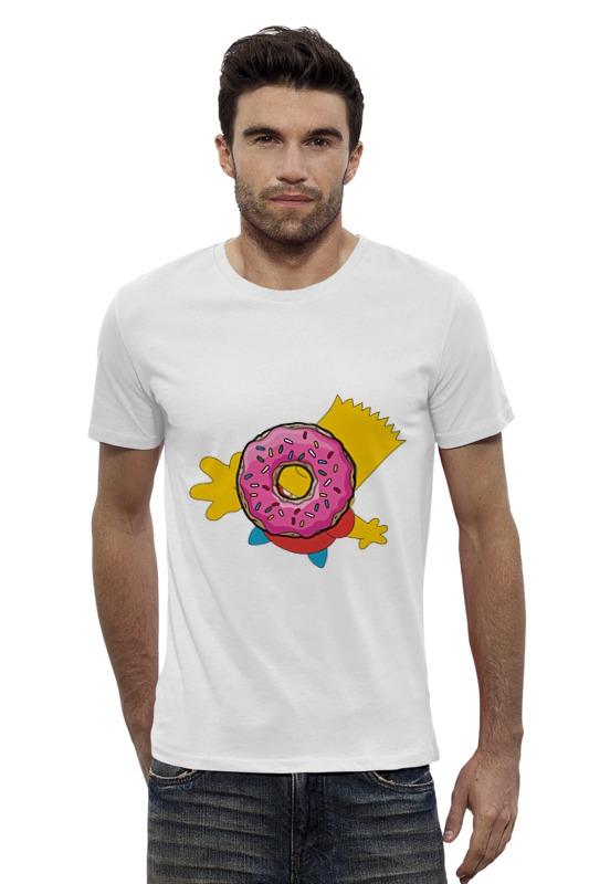 Футболка Wearcraft Premium Slim Fit Printio Simpson футболка wearcraft premium slim fit printio рыбка