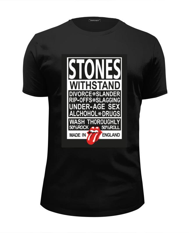 Футболка Wearcraft Premium Slim Fit Printio The rolling stones футболка wearcraft premium printio the rolling stones