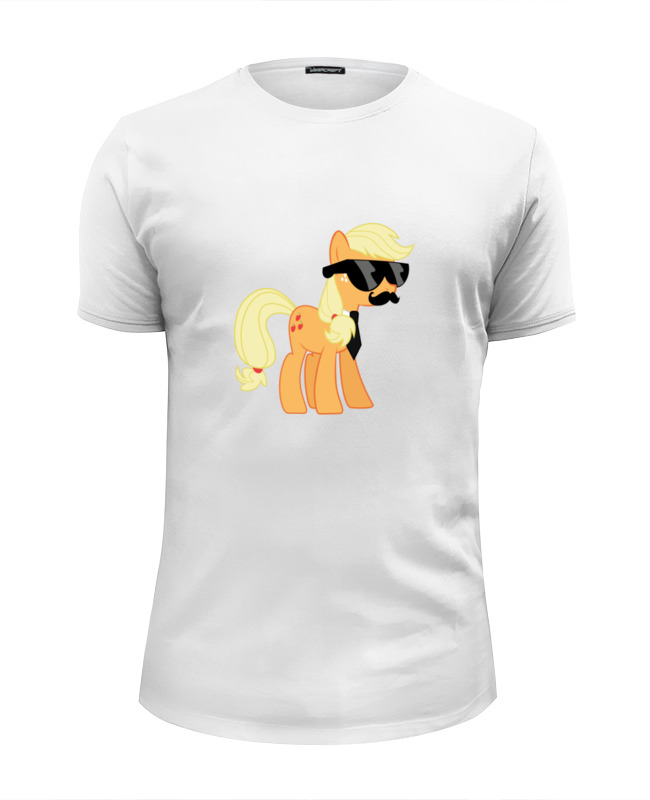 Printio My little pony - applejack (эпплджек) плакат a3 29 7x42 printio my little pony applejack poster