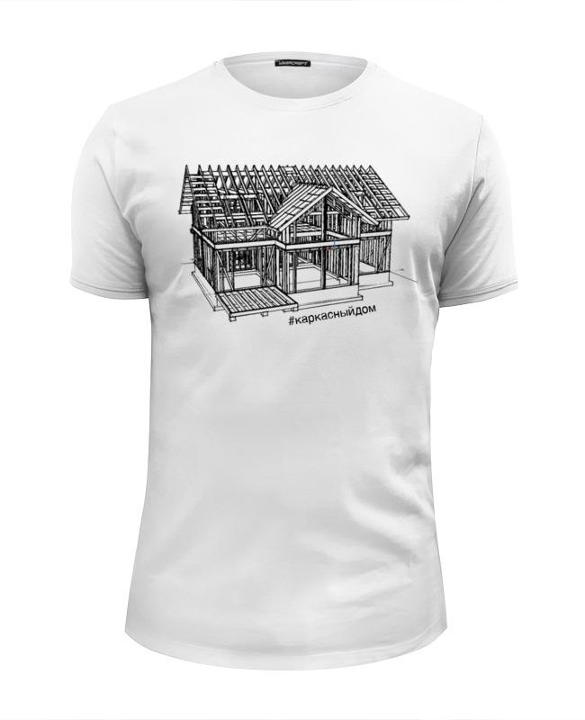 Футболка Wearcraft Premium Slim Fit Printio Frame house 2 турник house fit настенный с кольцами 1212 52