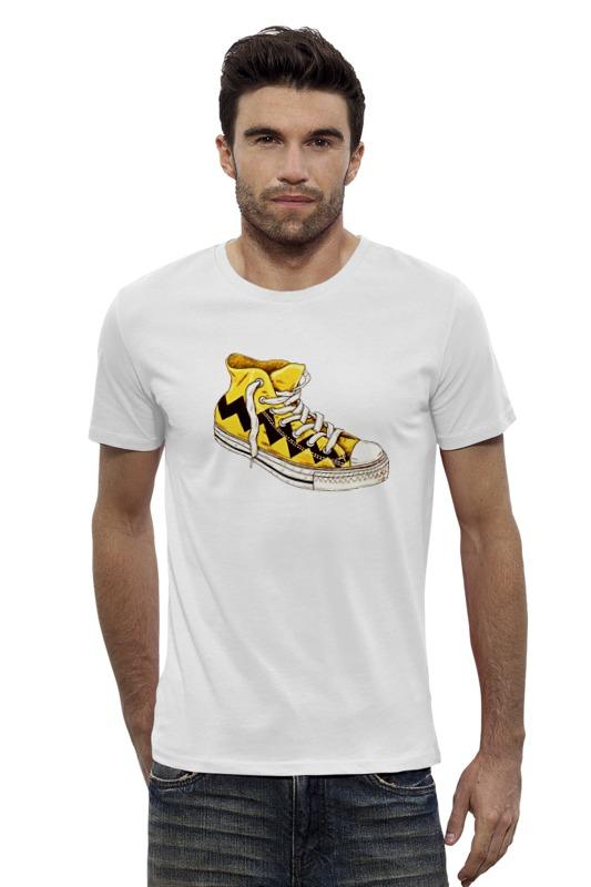 Футболка Wearcraft Premium Slim Fit Printio Кеды футболка wearcraft premium slim fit printio avengers