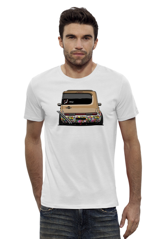 Футболка Wearcraft Premium Slim Fit Printio Nissan cube футболка wearcraft premium slim fit printio nissan gtr r35