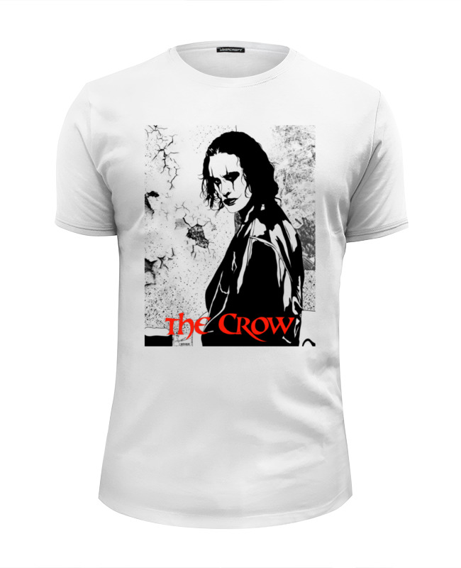 Футболка Wearcraft Premium Slim Fit Printio The crow футболка wearcraft premium slim fit printio the crow