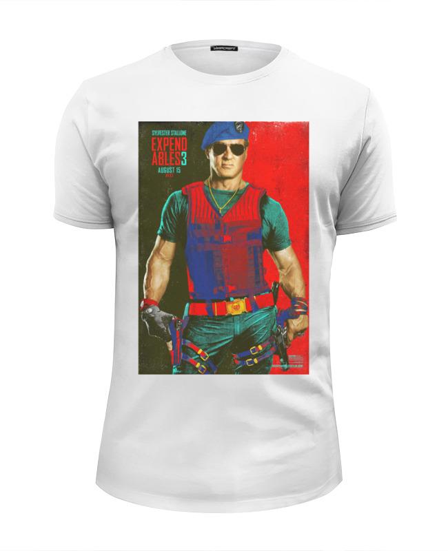 Printio Expendables iii stallone colors футболка wearcraft premium slim fit printio expendables iii shwarzenegger colors