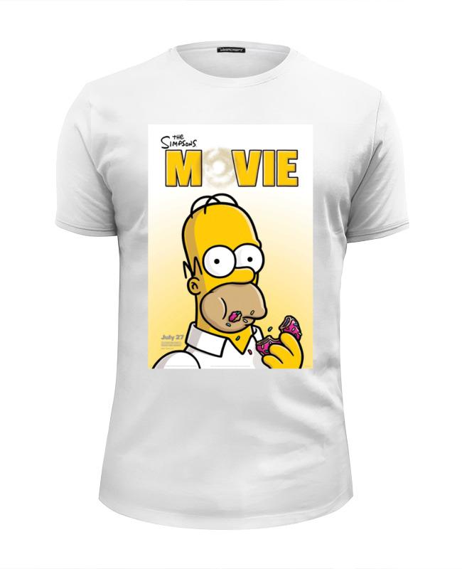 Printio Simpsons / симпсоны футболка wearcraft premium slim fit printio simpsons donut