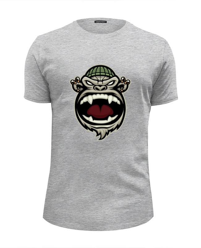 Printio Обезьяна (monkey) футболка wearcraft premium printio обезьяна monkey