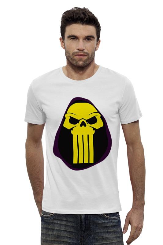 Футболка Wearcraft Premium Slim Fit Printio Скелетон (хи-мен) футболка wearcraft premium slim fit printio батрос хи мен