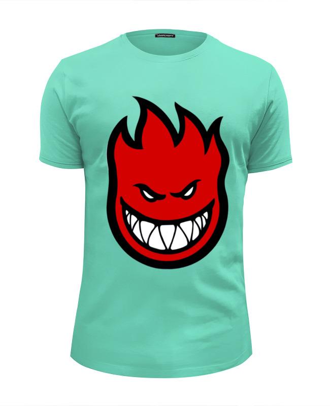 Футболка Wearcraft Premium Slim Fit Printio Огненный шар футболка wearcraft premium slim fit printio огненный шар