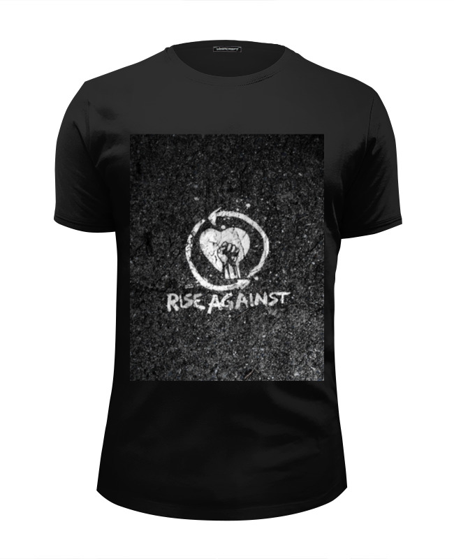 Printio Rise against - logo футболка wearcraft premium printio rise against