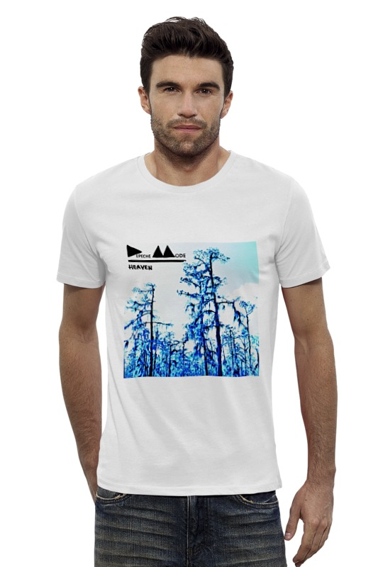 Футболка Wearcraft Premium Slim Fit Printio Depeche mode depeche mode delta machine cd