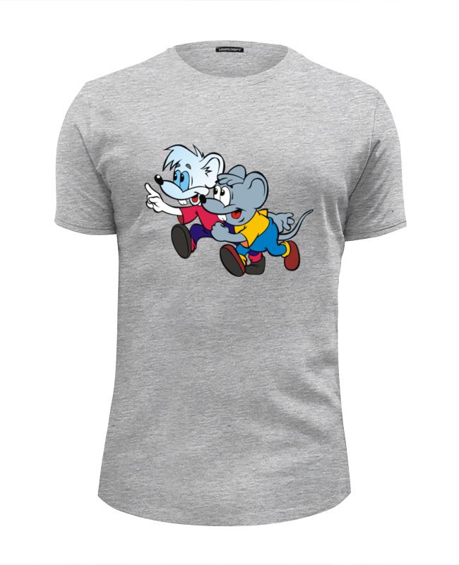 Футболка Wearcraft Premium Slim Fit Printio Mouse hooligans футболка wearcraft premium slim fit printio mouse dan
