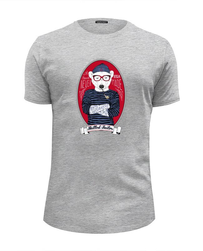Printio Моряк футболка wearcraft premium slim fit printio борода моряк byeva ru