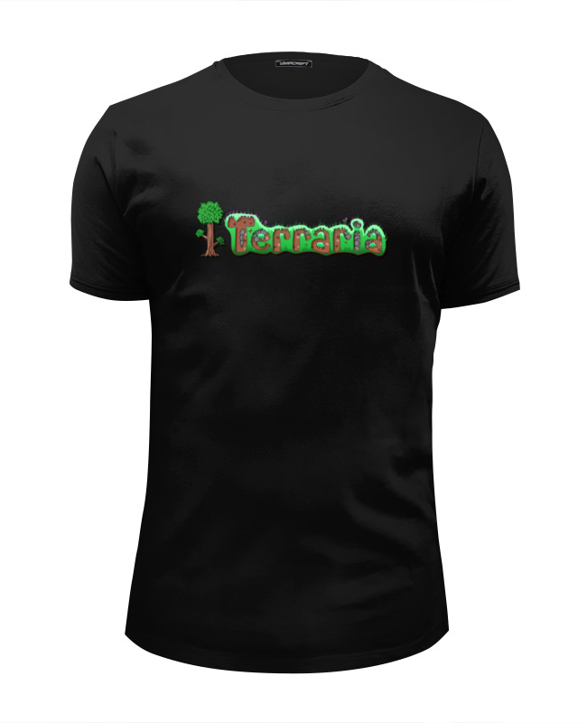 Футболка Wearcraft Premium Slim Fit Printio Terraria