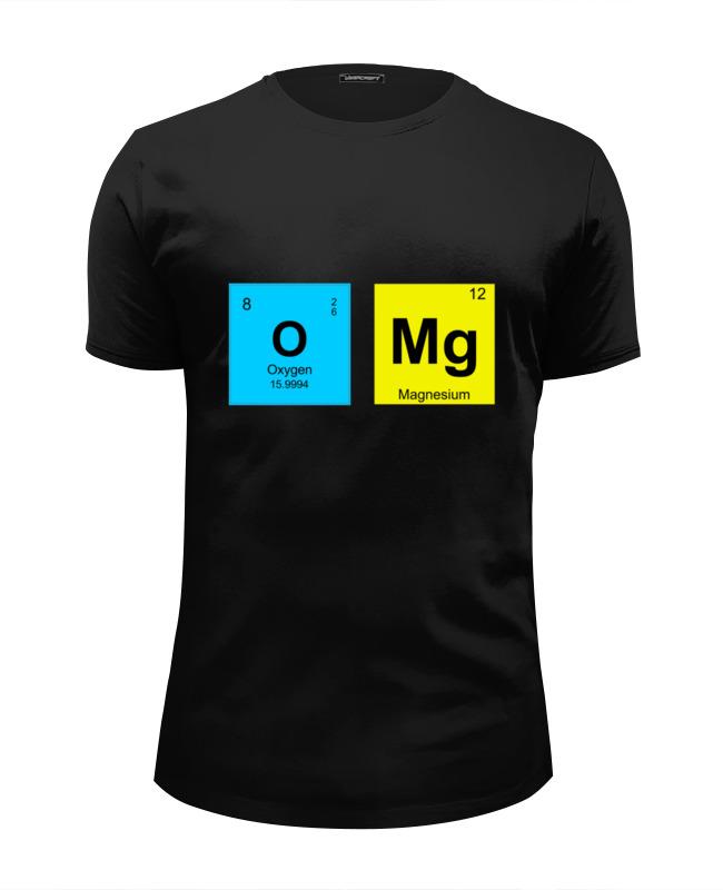 Футболка Wearcraft Premium Slim Fit Printio Omg! футболка wearcraft premium slim fit printio northlane