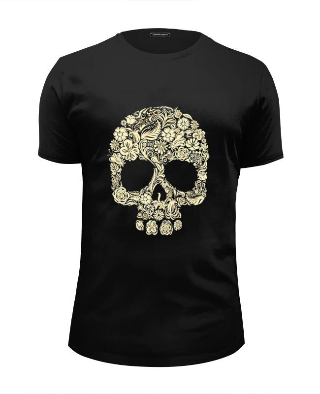Printio Skull of flowers
