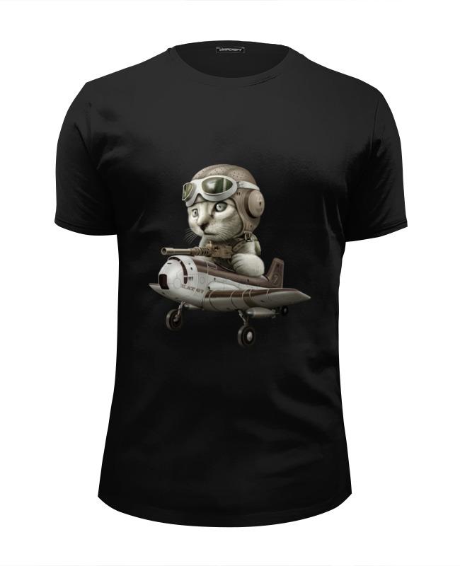 Фото - Футболка Wearcraft Premium Slim Fit Printio Авиатор футболка wearcraft premium slim fit printio авиатор