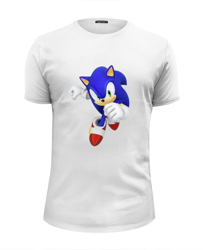 Printio Sonic футболка wearcraft premium printio sonic amy