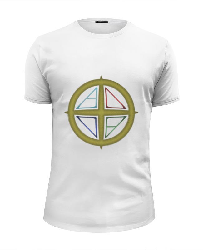 Футболка Wearcraft Premium Slim Fit Printio 5 элементов футболка wearcraft premium printio html 5