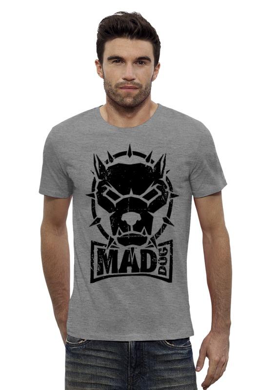 Футболка Wearcraft Premium Slim Fit Printio Mad dog футболка wearcraft premium slim fit printio gta 5 dog