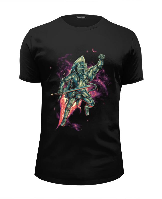 Фото - Футболка Wearcraft Premium Slim Fit Printio Космический рыцарь футболка wearcraft premium slim fit printio космический рыцарь