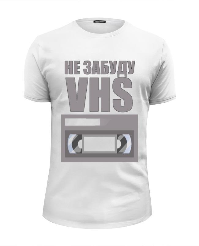 Printio Видеокассета футболка wearcraft premium slim fit printio постапокалиптический