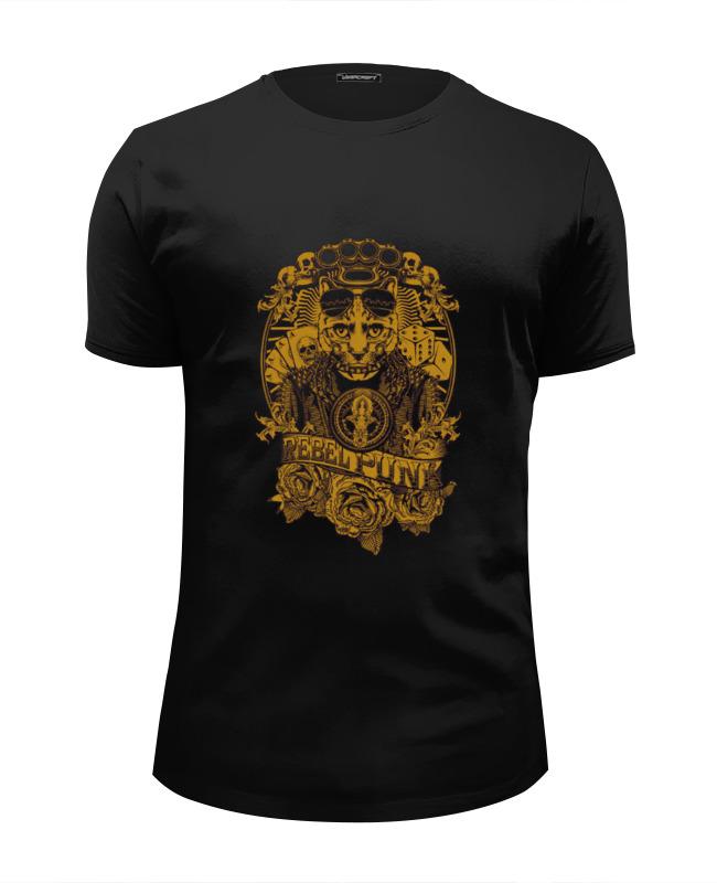 Футболка Wearcraft Premium Slim Fit Printio Rebel punk футболка wearcraft premium slim fit printio dixie rebel kappa
