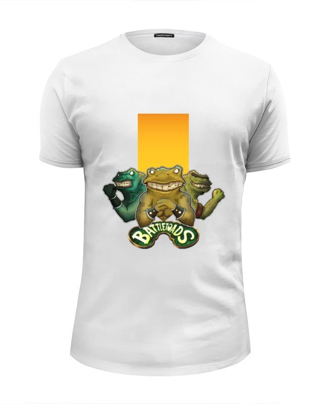 Футболка Wearcraft Premium Slim Fit Printio Battletoads футболка print bar battletoads