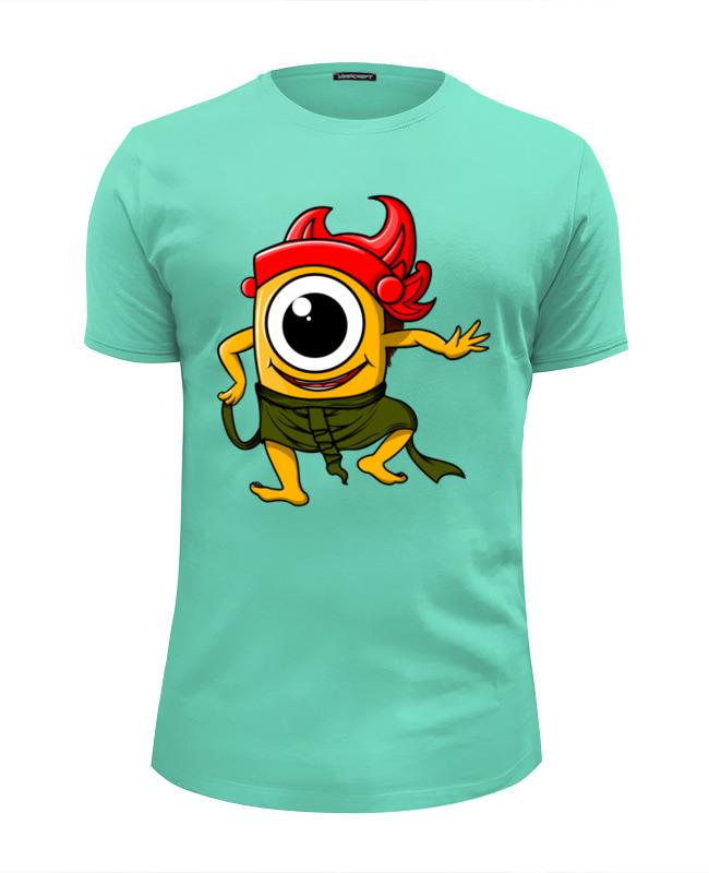 Футболка Wearcraft Premium Slim Fit Printio Танцующий миньон футболка wearcraft premium slim fit printio миньон