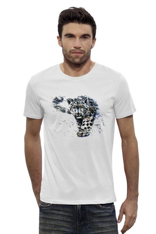 Футболка Wearcraft Premium Slim Fit Printio Тигр. футболка wearcraft premium slim fit printio vampire