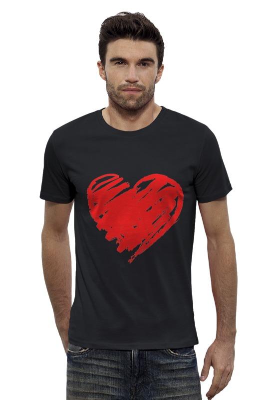 Футболка Wearcraft Premium Slim Fit Printio Парная на 14 февраля футболка wearcraft premium slim fit printio верхом на облаке