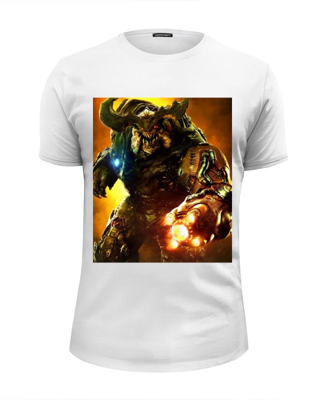 Футболка Wearcraft Premium Slim Fit Printio Doom 4 футболка wearcraft premium slim fit printio тибетская vajrabhairava page 4