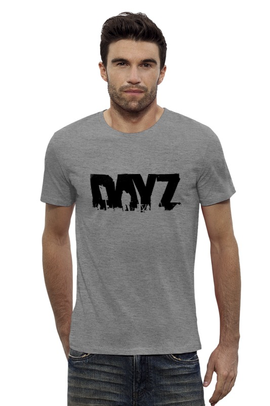 Футболка Wearcraft Premium Slim Fit Printio Dayz t-shirt футболка converse футболка t shirt