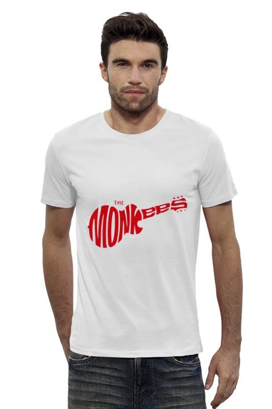 Футболка Wearcraft Premium Slim Fit Printio The monkees