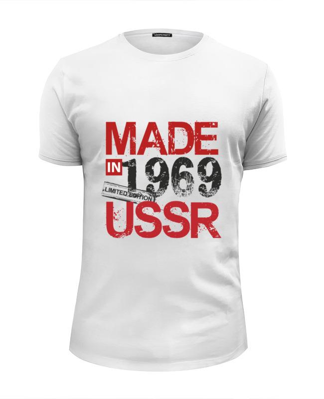 Printio 1969 год рождения футболка wearcraft premium slim fit printio 1979 год рождения