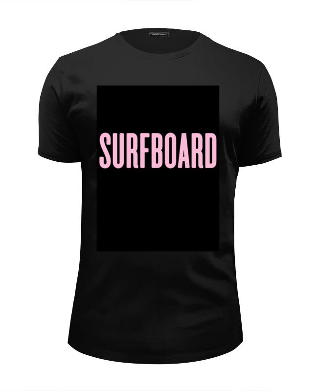 Футболка Wearcraft Premium Slim Fit Printio Beyoncé «surfboard» cp gp001 foam surfboard stand up paddle mount