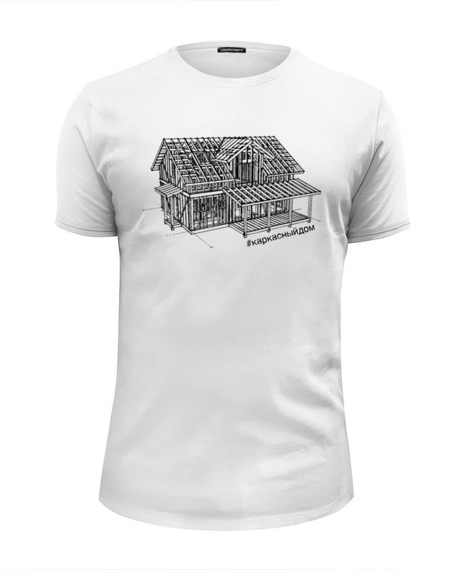 Футболка Wearcraft Premium Slim Fit Printio Frame house 5 турник house fit настенный с кольцами 1212 52