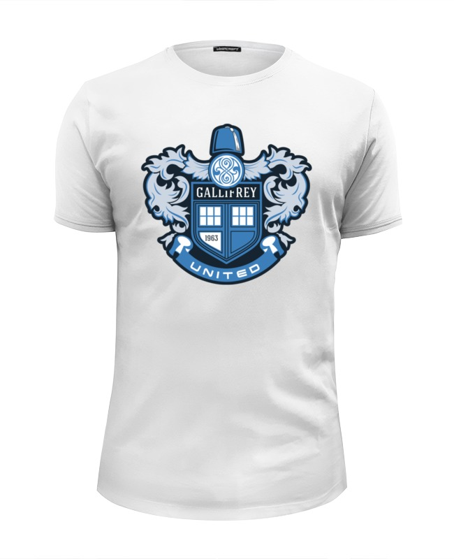 Printio Gallifrey united футболка wearcraft premium printio gallifrey time lords