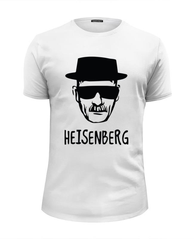Футболка Wearcraft Premium Slim Fit Printio Heisenberg футболка wearcraft premium slim fit printio heisenberg blend