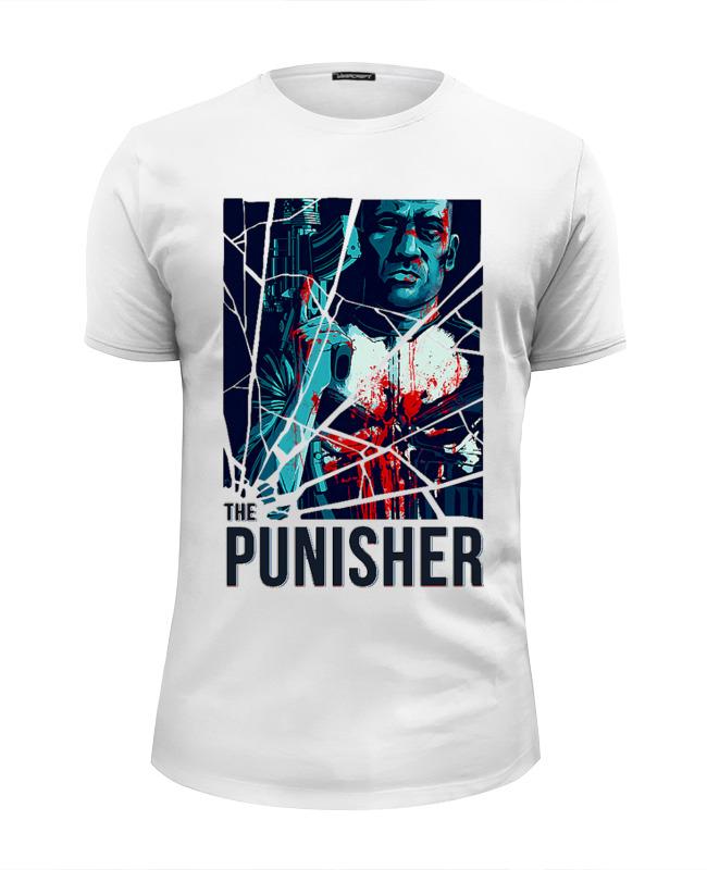 Printio The punisher футболка wearcraft premium slim fit printio нечто the thing