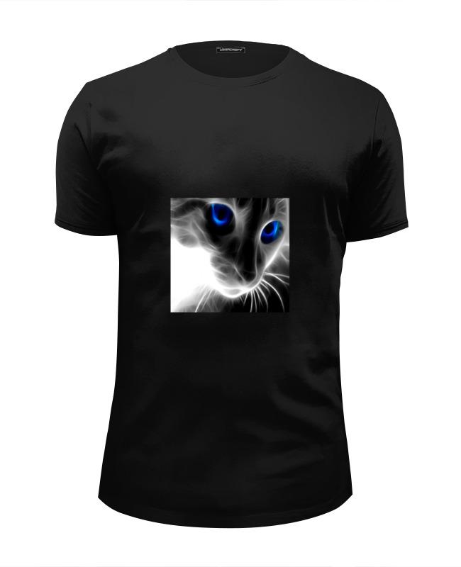 Printio Тема кошки футболка wearcraft premium slim fit printio милые кошки