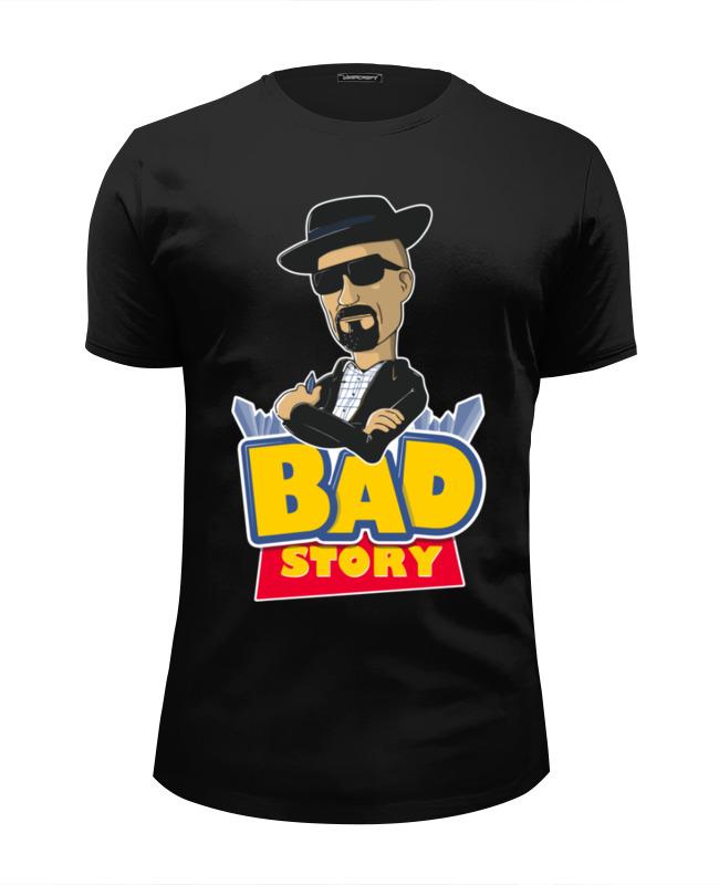 Футболка Wearcraft Premium Slim Fit Printio Breaking bad x toy story футболка wearcraft premium slim fit printio god of meth breaking bad