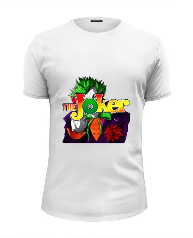 Футболка Wearcraft Premium Slim Fit Printio The joker футболка wearcraft premium slim fit printio joker in the mask