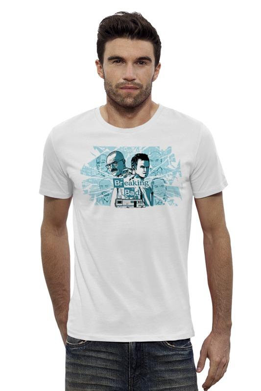 Футболка Wearcraft Premium Slim Fit Printio Breaking bad/ во все тяжкие футболка wearcraft premium slim fit printio god of meth breaking bad