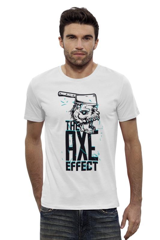 Футболка Wearcraft Premium Slim Fit Printio The axe effect футболка wearcraft premium slim fit printio the black keys