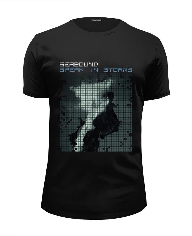 Printio Seabound \ speak in storms футболка классическая printio seabound everything