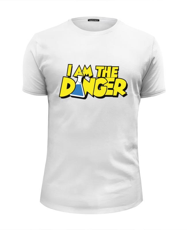 Футболка Wearcraft Premium Slim Fit Printio I am the dander
