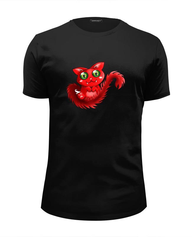 Printio Кошечка вампир футболка wearcraft premium slim fit printio вампир
