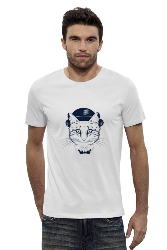 Футболка Wearcraft Premium Slim Fit Printio The cat in the hat