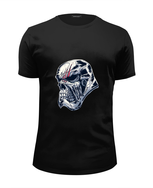 Printio Dead trooper футболка wearcraft premium slim fit printio trooper