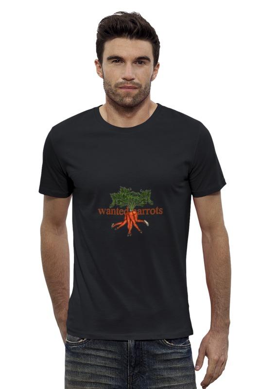 Футболка Wearcraft Premium Slim Fit Printio Прикол  морковки-женские ножки сетки на пучок lola сетка на пучок